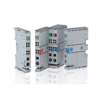 Block EB-2724-030-0 Single-Channel Electronic Circuit Breaker, 24 VDC, 3 A