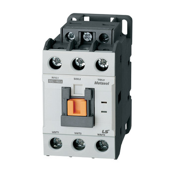 LSIS MC-40A METASOL Series Magnetic Contactor, AC230V 50/60Hz, Screw 2a2b, EXP (MC40A-30-22-P7-S-E)