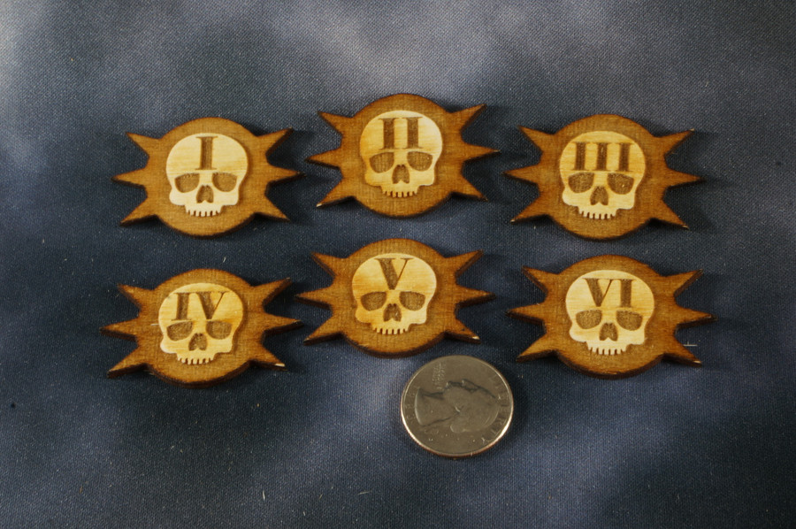 Objective Markers - DG