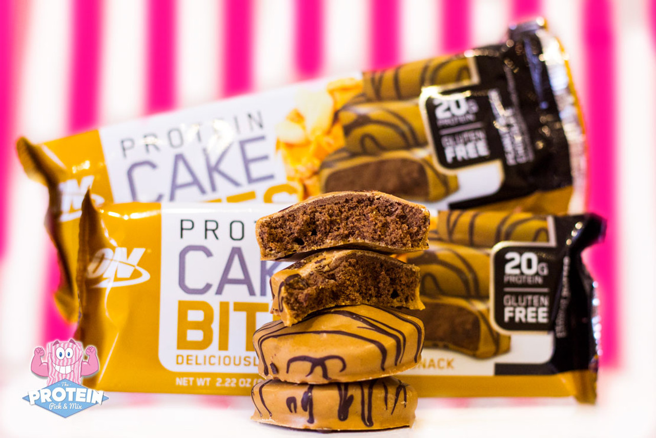 Optimum Nutrition Cake Bites Uk