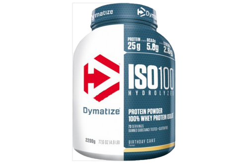 Dymatize ISO 100 Whey Isolate