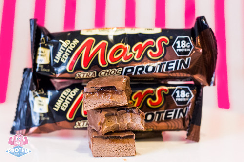 Official Mars Limited Edition Xtra Choc Protein Bar Protein Pick And