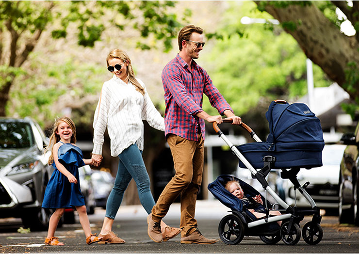 Create the travel system of your choice