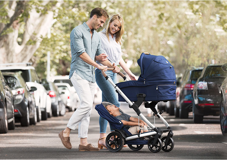 Pram life: your essential guide and checklist for buying a new pram.