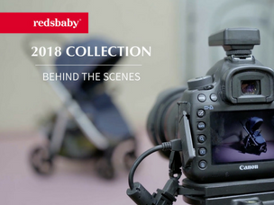 Redsbaby 2018 Collection: Behind the Scenes