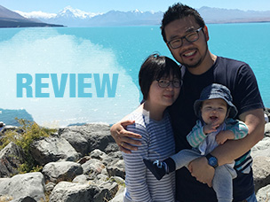 Redsbaby METRO: Customer Review - Justin and Jacklyn