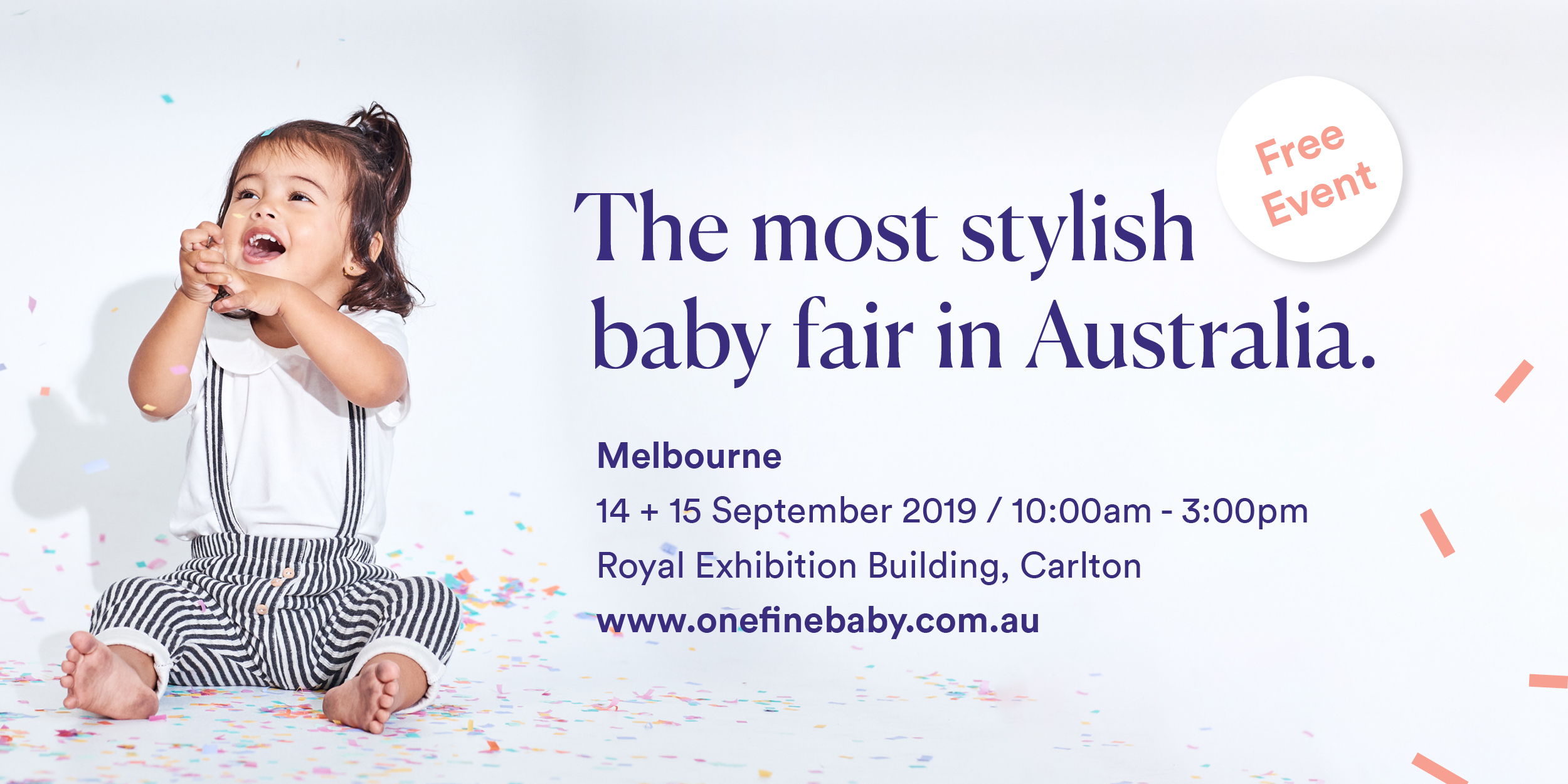 One Fine Baby Fair Melbourne