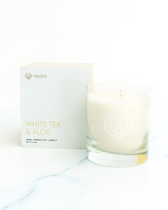 White Tea and Aloe