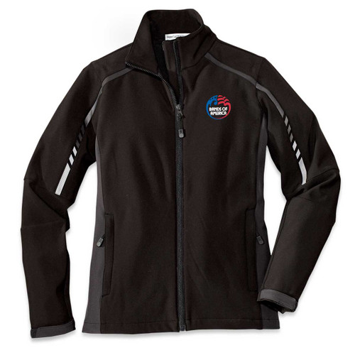 BOA Ladies Soft Shell Jacket