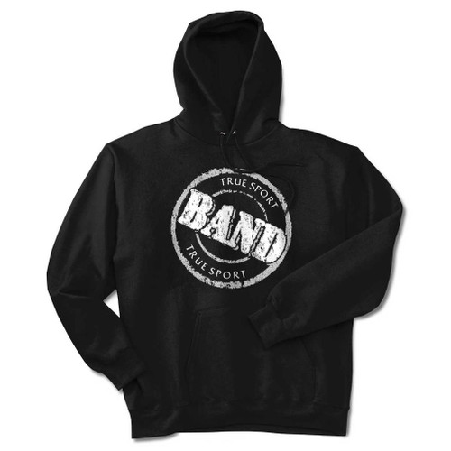 True Sport Band Black Hoodie