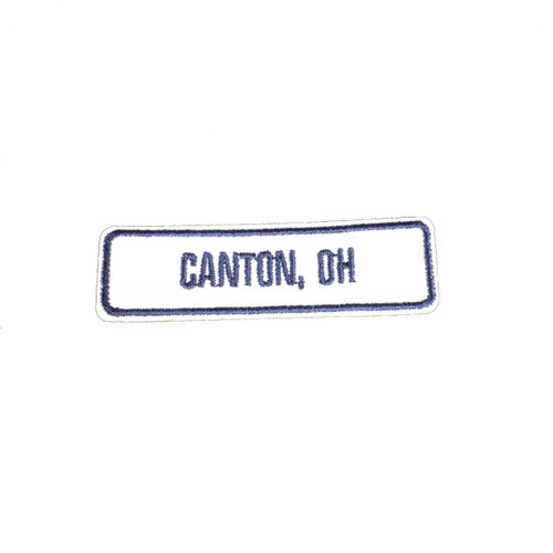 Canton, OH Rocker Patch