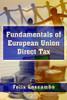 Fundamentals of European Union Direct Tax