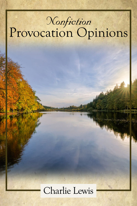 Nonfiction Provocation Opinions