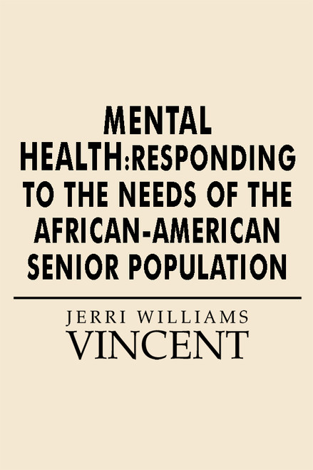 Mental Health Responding To The Needs Of The African American