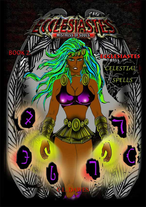 Ecclesiastes, Mistress of Souls - (Celestial Spells): Book 2