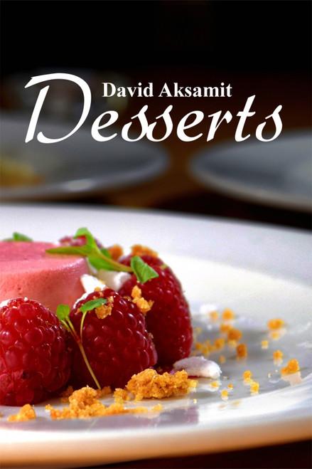David Aksamit Desserts - eBook