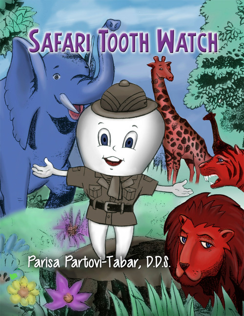 Safari Tooth Watch - eBook