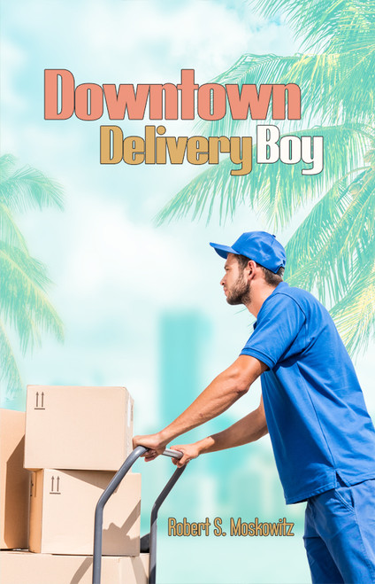 Downtown Delivery Boy