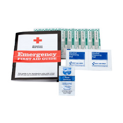 First Aid Only, First Aid Guide Refill Kit, FAE6017