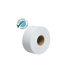 Kimberly Clark Scott Green Seal Jumbo Toilet Tissue (12 rolls), 67805