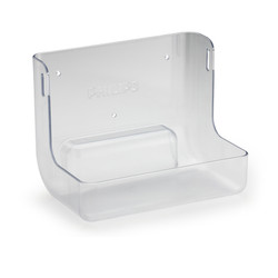 Philips AED Wall Mount Bracket, Clear, 989803170891