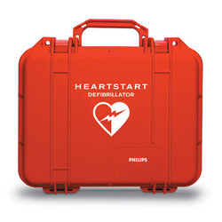 Philips HeartStart OnSite AED Hard-Shell Carry Case, YC