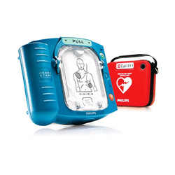 Philips HeartStart OnSite AED Defibrillator, with Slim Carry Case, M5066A
