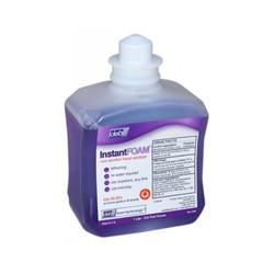 Deb InstantFoam, Foam Hand Sanitizer, Non-Alcohol, Purple, 1 Liter Cartridge, 56827 (6 refills/case)