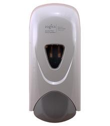Foam Hand Sanitizer Dispenser, 1000 mL, White, 9325