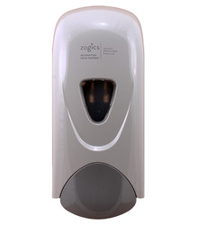Foam Hand Soap Dispenser, 1000 mL, White, 9325-HS
