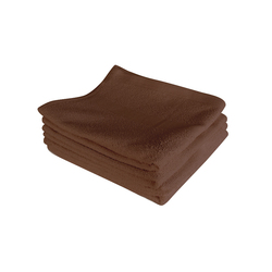 16x27 Salon Hand Towel, Brown, 100A Series, 2.75lb (100A-ST-Brown)