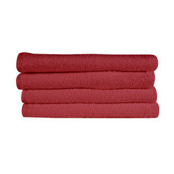 16x28 Bleach Proof Salon Hand Towel, Burgundy, 300A Series, 3lb (300A-ST-Burgundy)