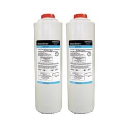 ELKAY Water Sentry Replacement Filter, Sediment + Taste + Odor Reduction, 2 Pack, WSF6000R-2PK