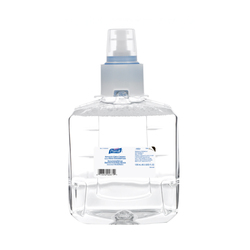 Purell LTX-12 Advanced Green Certified Instant Foam Hand Sanitizer, 1200mL, 1904-02 (2 refills/case)