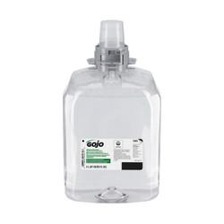 GOJO FMX-20 Green Certified Foam Hand Soap, 2000 mL, (2 refills/case) (5265-02)