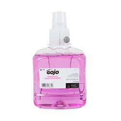 GOJO LTX-12 Antibacterial Plum Foam Handwash, 1200 mL (2 refills/case) (1912-02)