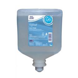 Deb Refresh Clear Foam Hand Wash, 2 Liter, CLR2LT (4 refills/case)
