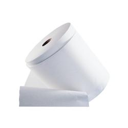 Kimberly-Clark Scott Hard Roll Towels, White, 01040 (800 ft/roll) (12 rolls/case)