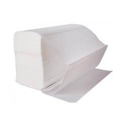 Certo Single Fold Hand Towel, White, SFB (4000 sheets/case)