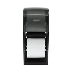 Kimberly-Clark Professional Double Roll Tissue Dispenser, Smoke, 09021 (KCC 09021)