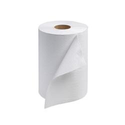 Tork Universal Hand Towel Roll, White, RB351 (350 ft/roll) (12 rolls/case)