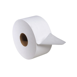 Tork Advanced Mini Jumbo Bath Tissue Roll, 2-Ply (751 feet/roll) (12 rolls/case) (Tork 12024402)