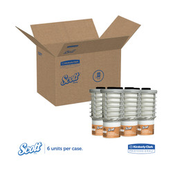 Kimberly-Clark Scott Continuous Air Freshener Refill, Mango, 12373 (6 refills/case) (KCC 12373)