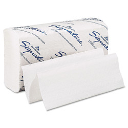 Georgia-Pacific Professional Paper Towel, 9 1/5 x 9 2/5, White, 21000 (125 sheet/sleeve) (16 sleeves/case)