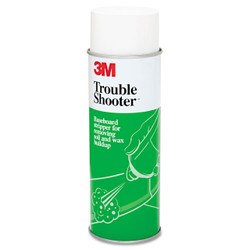 3M 14001 TroubleShooter Baseboard Stripper, 21oz, Aerosol (12 cans/case)