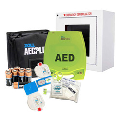ZOLL Fully Automatic AED Plus Bundle