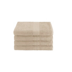 16x27 Ring Spun Hand Towel, Beige, 3lb (Monarch-Hand-Beige)