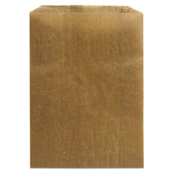 HOSPECO Napkin Receptacle Liner, Kraft Waxed Paper, 260 (500 liners/case)