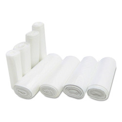 Inteplast Group High-Density Can Liner, 20 x 22, 7 gallon, 6 Micron, Clear, EC202206N (50 liners/roll) (40 rolls/case)
