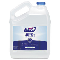 Purell Healthcare Surface Disinfectant, Fragrance Free (4 gallons/case)
